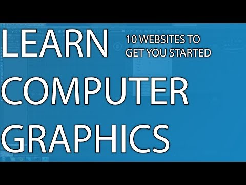 How to Learn Computer Graphics - YouTube