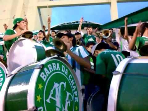 """Barra da Chape 04/05/2014"" Barra: Barra da Chape • Club: Chapecoense"