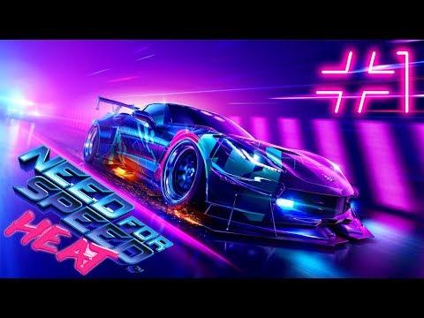 Need For Speed Heat прохождение #1 | ПЕРВАЯ ТАЧКА