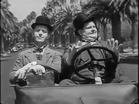 This Hilarious Laurel-Hardy Short Will Have You Guffawing