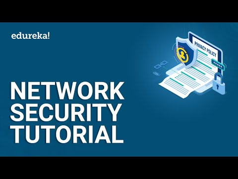 Network Security Tutorial   Introduction to Network Security   Network Security Tools   Edureka