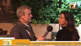Interview Vastgoed-TV: verdichten moet verrijken zijn