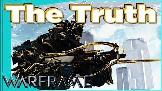 BURSTON PRIME - Gilded Truth augment [4 forma - Warframe]