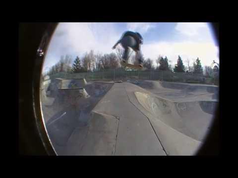 Great Falls, Montana Riverside Railyard Skatepark - Brandon Hanson.