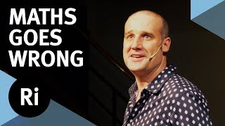 What Happens When Maths Goes Wrong? - with Matt Parker