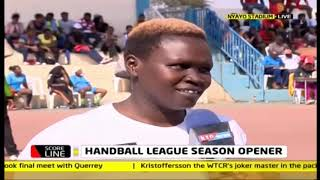Handball league season opener | Scoreline