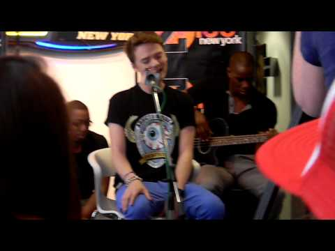 Conor Maynard - Crew Love/Marvins Room (Z100)