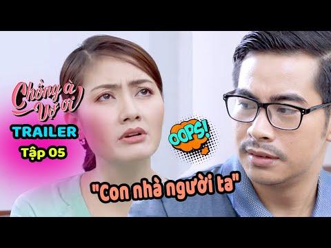 Chồng À Vợ Ơi - Trailer Tập 5 | Phim Hài Tình Huống - Phim Gia Đình Việt Nam Hiện Đại Hay nhất 2019