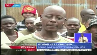 Woman beheads her twins in a rare incidence in Nairobi's Uhuru Estate