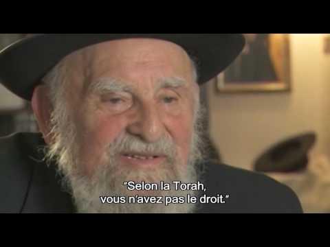 Le Rabbin Yitzhak Elhanan Gibraltar raconte la marche de la mort