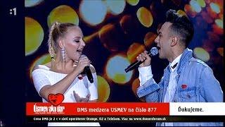 """J. Bendig feat. M. Konvičková - """"Bloudím"""" live (""""Úsmev ako dar"""" STV 1 - 24.12.2016)"""