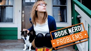 Book Nerd Problems | Waiting For Your New Book To Be Delivered
