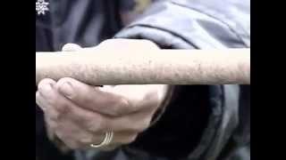 Как сделать пробковую рукоять для удочки