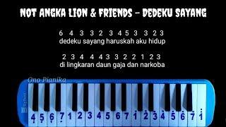 Not Pianika Dedeku Sayang - Lion And Friends