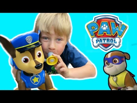 one of many utube videos on Paw Patrol Mission Chase