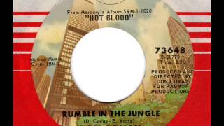 DON COVAY  Rumble in the jungle