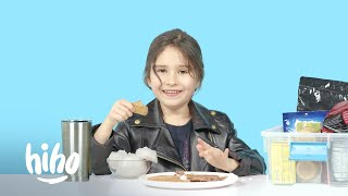 Kids Try Food from Antarctica | HiHo Kids