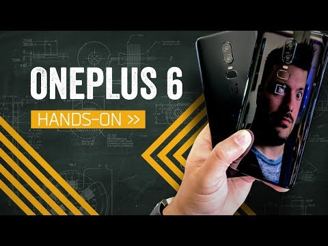 OnePlus 6 Hands-On: Speeding Toward $600