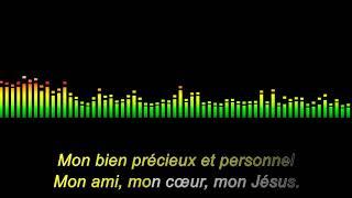 Mon Jesus, Mon Tout Lyrics Athoms Et Nadege