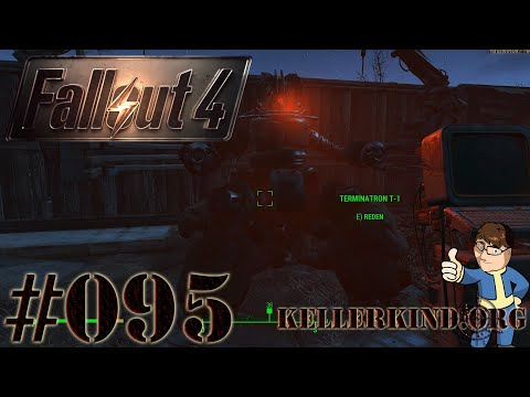 Fallout 4 - Automatron #095 - Terminatron T-1 ★ Let's Play Fallout 4 [HD|60FPS]