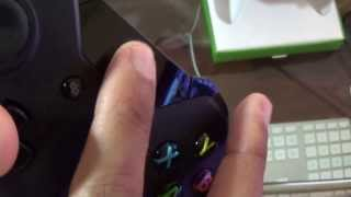 Unboxing Controller