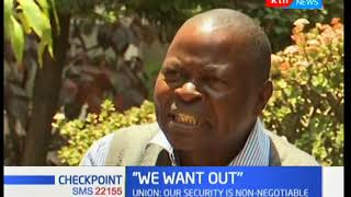 We Want Out:The KUPPET wants all teachers withdrawn from north eastern counties