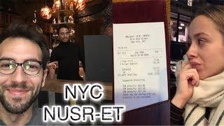 NEW YORK'TA  NUSRET'E GİTTİK