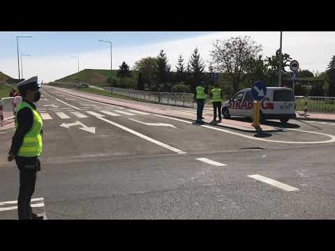 Wideo1: Otwarcie łącznika w Gostyniu