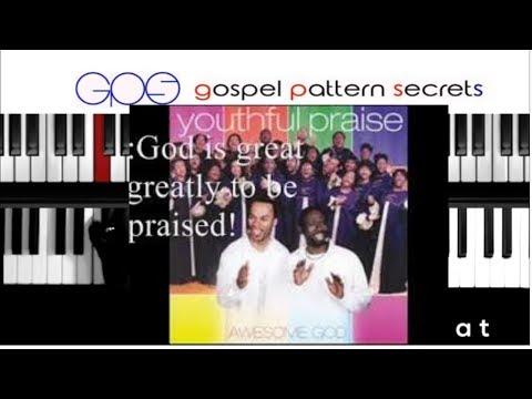 Awesome God - Youthful Praise(Piano)