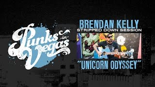 "Brendan Kelly of The Falcon ""Unicorn Odyssey"" Punks in Vegas Stripped Down Session"