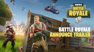 Trailer Battle Royale