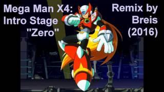 """Breis - Mega Man X4: Intro Stage """"Zero"""" (2016)"""