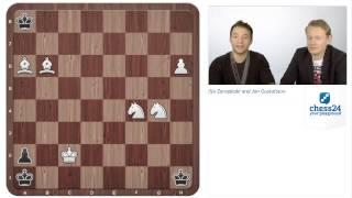 Iljas Rätselecke: Schachrätsel April 2014