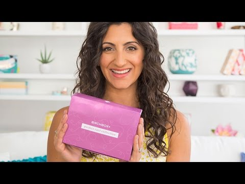 How to Maintain Curly Hair With Birchbox's New Perfect Curl Collection