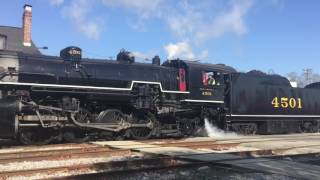 A duo video: K&L Trainz Nickel Plate Road 765 and Southern
