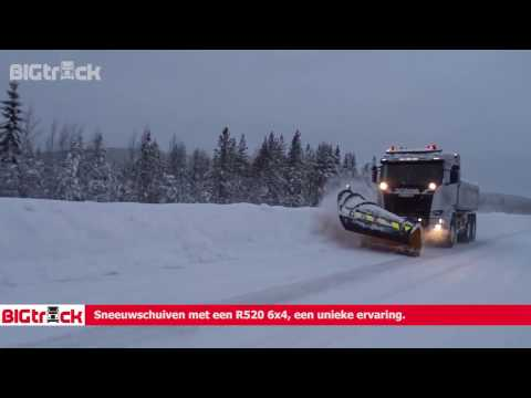 Video bij: Scania Winter Drive