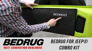 In the Garage™ with Performance Corner™: BedRug for Jeep