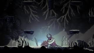 Live wallpaper - Hollow Knight - Kingdom's Edge - Fallen Markoth