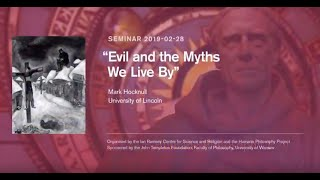 "Mark Hocknull, ""Evil and the Myths We Live By"""