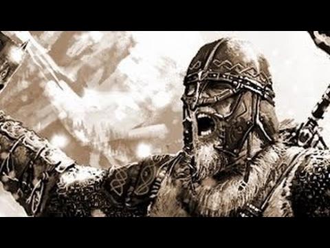 Кровь стыла в жилах от одного вида этих воинов. Викинги. Затерянные миры. онлайн видео