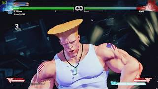 SFV [Mysterious MOD] All current 2nd CA's (11-9-2017)