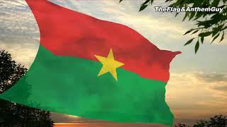 Flag and anthem of Burkina Faso