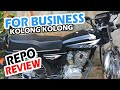 BUYING HONDA TMX 125 ALPHA | FOR WATER REFILLING BUSINESS | KOLONG KOLONG | REPO REVIEW