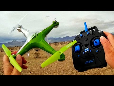 JJRC H97 Syma X5C Clone Drone Flight Test Review