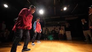 東洋大学(Style Syndicate) vs 国士舘大学(CRANE CREW) BEST16 DANCE ALIVE HERO
