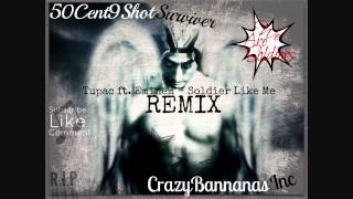 2pac ft. Eminem - Soldier Like Me (Remix New 2012)