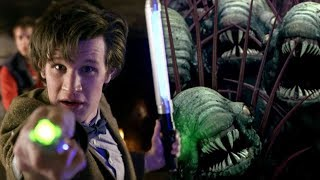 Fish From Space Attack! | The Vampires Of Venice | Doctor Who