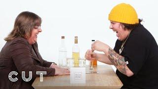 My Rapper Son & I Play Truth or Drink (Travis Thompson)