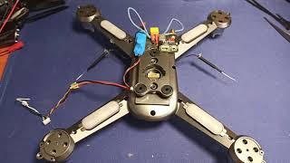 Доработка ,мод квадрокоптера MJX Bugs 5 w