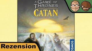 A Game of Thrones: Catan - Die Bruderschaft der Nachtwache -Brettspiel - Review